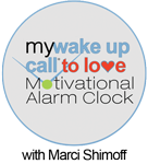 My Powerthoughts Wake UP Call MP3 Messages Messages