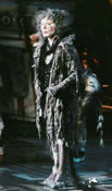 Grizabella in CATS.
